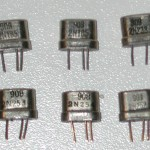 Six germanium transistors