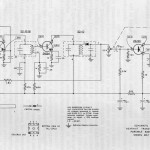 Heath XR-1 schematic siagram