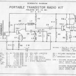 Philmore TR-22 Schematic Diagram