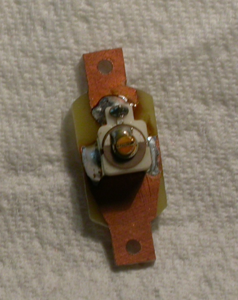 Trimmer Capacitor Terminals 28 Images Trimmer